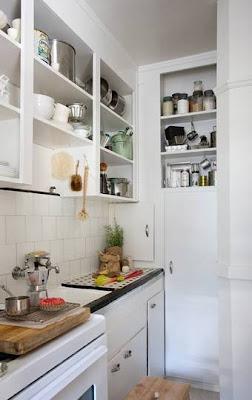 decorar pequeña cocina