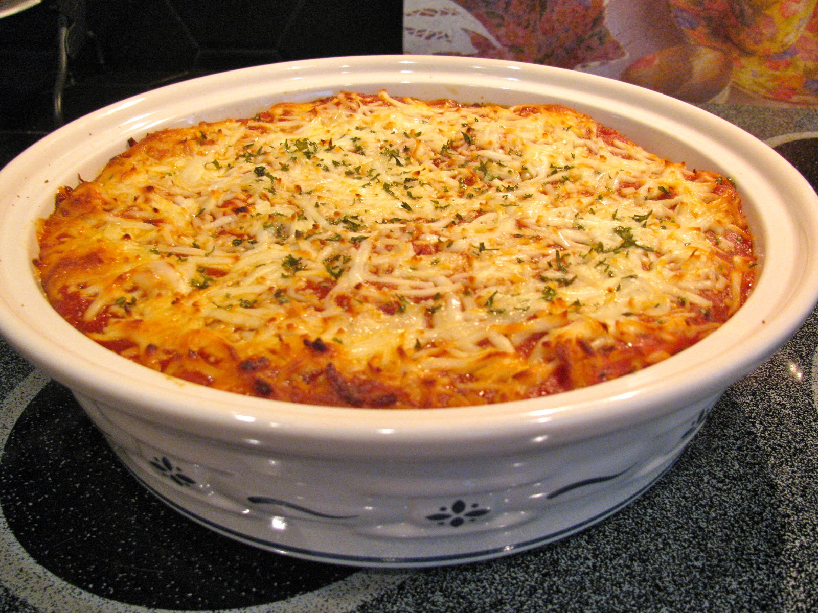 Rita S Recipes Spaghetti Pie