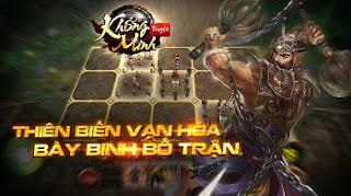 game Khổng Minh Truyện