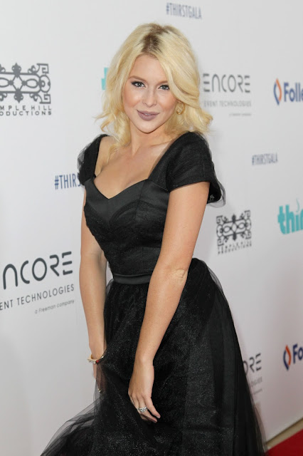 Singer, Actress @ Renee Olstead - 6th Annual Thirst Gala in Beverly Hills