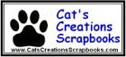 Cat's Creations Scrapbooks