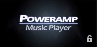 Aplikasi Android Poweramp Music Player