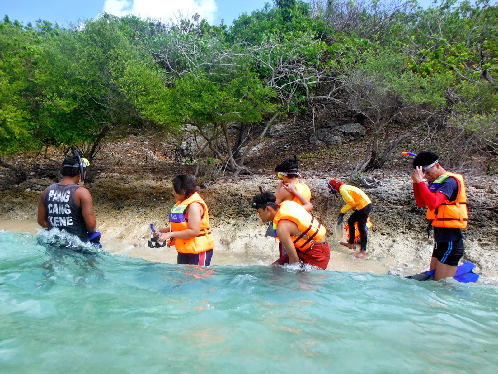 Backpaker Ke Pulau Menjangan