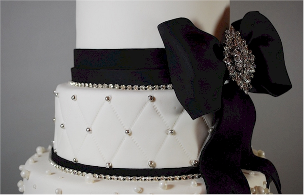 Here 39s a Closeup of that blingy rhinestone border As luck would have it
