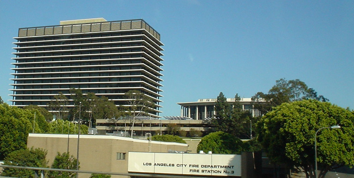 The Ladwp Building Which
