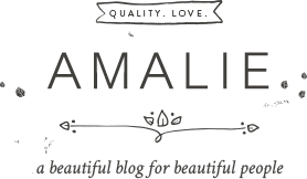 Amalie Clean & Responsive Blogger Template