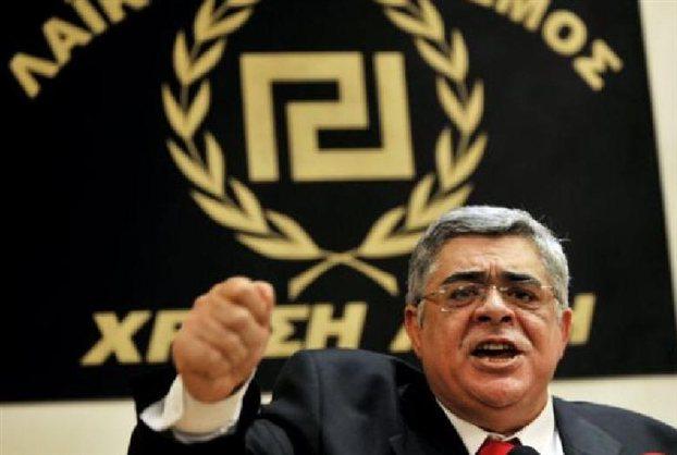 Ψηλά τις Σημαίες - Άρθρο του Αρχηγού της ΧΡΥΣΗΣ ΑΥΓΗΣ κ. Ν.Γ.Μιχαλολιάκου