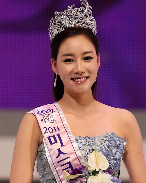 Miss Korea 2011 winner