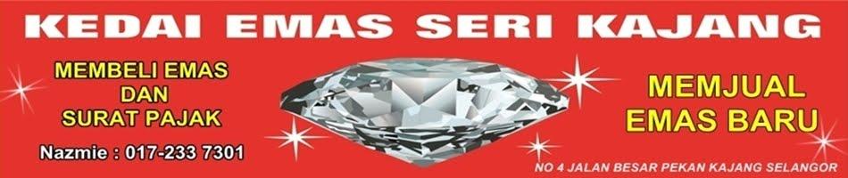 Pembeli Emas Terpakai-Emas Putih Dan Menjual Emas Baru Nazmi 017-2337 301