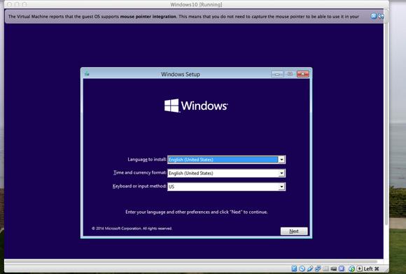 Install Windows 10 on Macbook