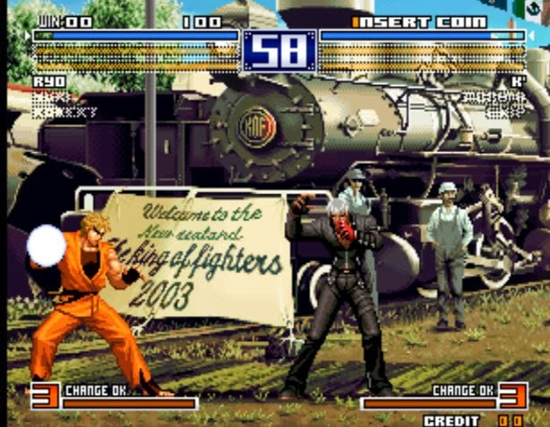 Gameplay The King Of Fighters 2003