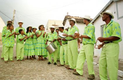 SAMBA DE COCO RAIZES DE ARCOVERDE