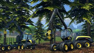 تحميل لعبة Farming Simulator 15 Gold لعبة السباق