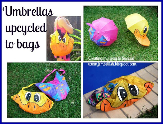 Umbrellas to Bags