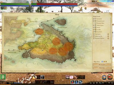 ArcheAge - Haranya Continent