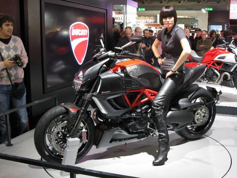 Ducati Diavel Carbon Ducati diavel