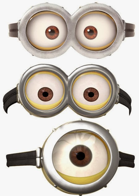 Gallery For gt Printable Minion Face