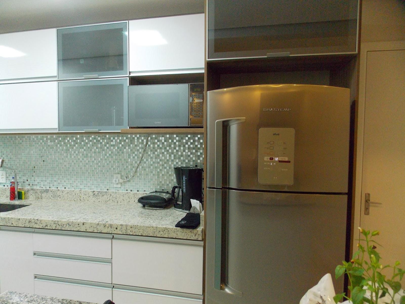 #987533 Loucos do 14!!: Enfim as pastilhas na cozinha 1600x1200 px Fornecedores De Cozinha_754 Imagens