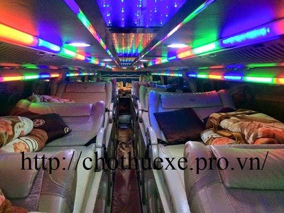 Xe giường nằm tại Hà Nội