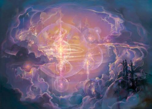 БОЖЕСТВЕННОЕ МАГИЧЕСКОЕ РЕЙКИ Ascension-99999di