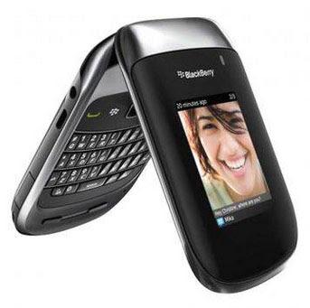 Harga dan Spesifikasi Blackberry Smartfren (Blackberry Style)