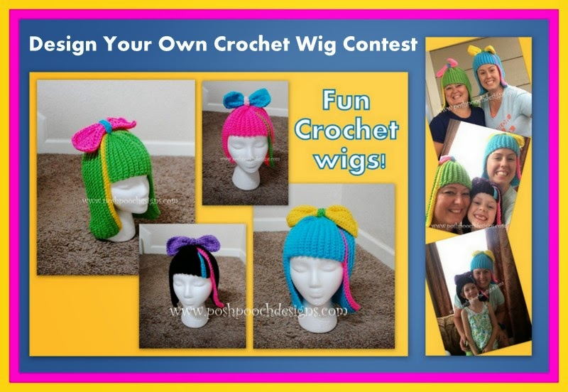 Posh pooch designs dog clothes design our own wig contest Dog clothes design your own