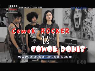 Sinopsis Cewek Rocker Vs Cowok Rohis