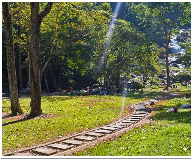 الحديقة الوطنية كوياي في تايلاند
