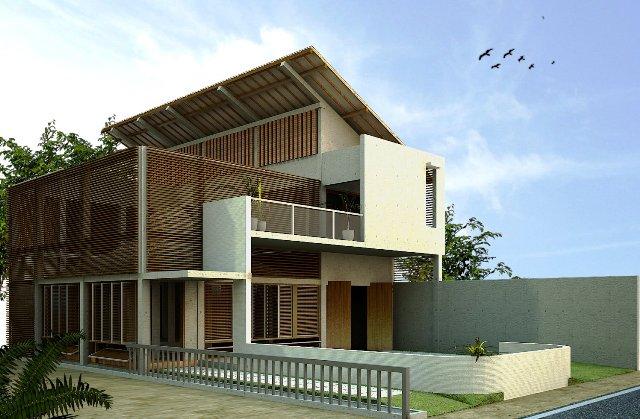 Desain Rumah Joglo Modern Minimalis Rumah Minimalis Terbaru