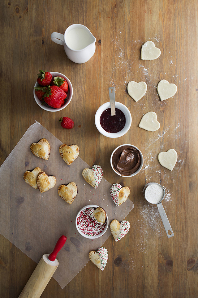 Home Baked Sweet Hearts