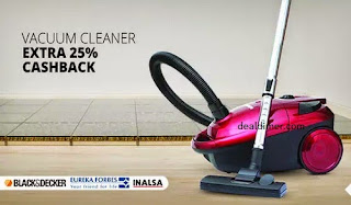 PayTm-vaccum-cleaners-extra-25-off