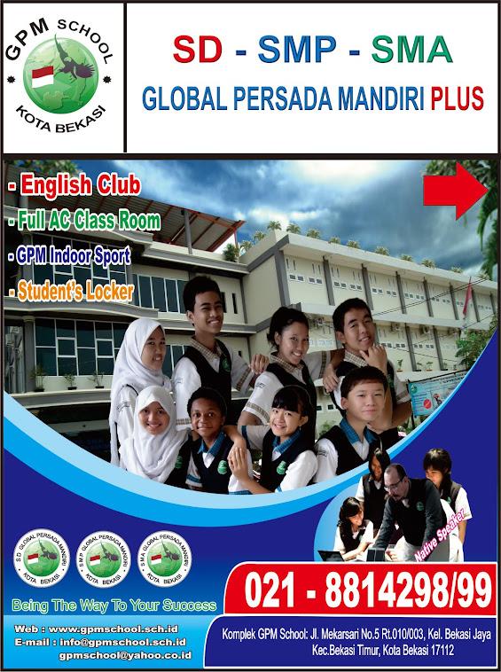 SD - SMP - SMA GLOBAL PERSADA MANDIRI SCHOOL: PROFIL UMUM