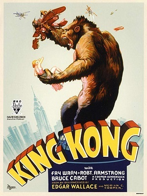 Filme King Kong (1933) 1933 Torrent