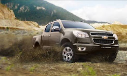 "Chevy, Colorado ""the truck that"