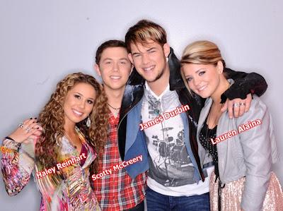 American Idol: The Top 4