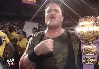 WWF ROYAL RUMBLE 1991 - Sgt. Slaughter is the new WWF Champion