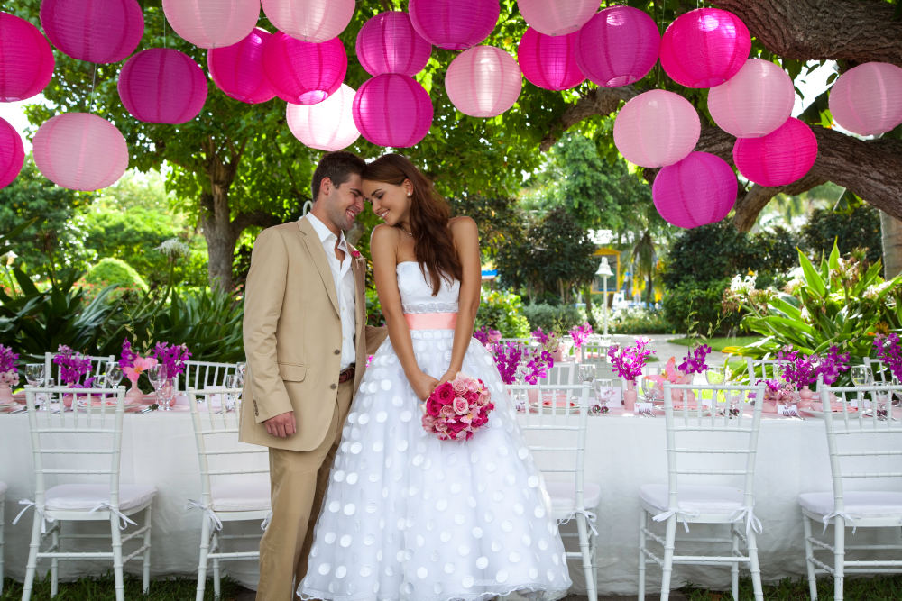 Couples Wedding Shower Themes~ Decoracoes Casamento Simples