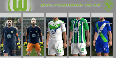 PES 2013 GDB Wolfsburg 15/16 by Peter