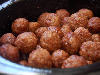 True Blood Party Recipes Maryanns Meatballs @ Northmans Party Vamps