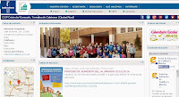 Nueva página web del centro