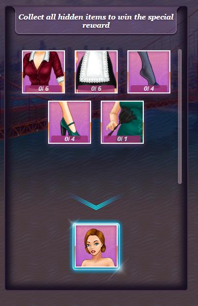 Lady popular mode arena