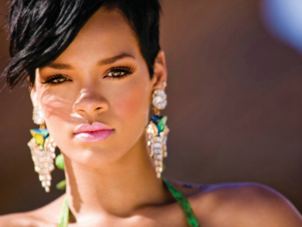 rihanna wallpaper hq wallpaper - photo #8