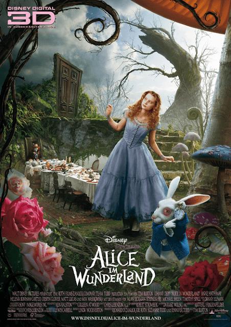 Familienfunk Filmtipp Alice im Wunderland