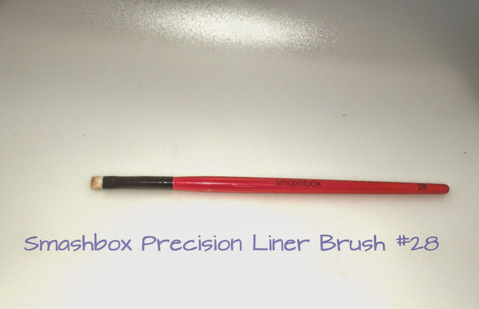 Smashbox Precision Liner Brush #28