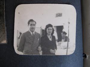 Mis padres de novios, que guapos