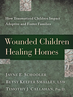 Exciting News about Wounded Children, Healing Homes