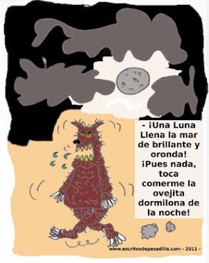 El nuevo pluriempleo de Pechuga de Pollo Mutante: ¡Narrador de cuentos infantiles!