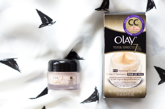 olay eye brightening cc cream review
