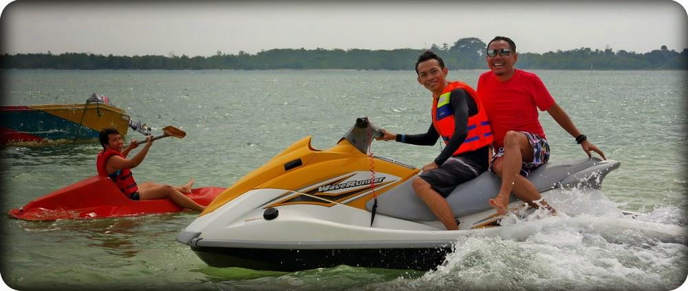 Jetski Beach Club Tanjung Lesung