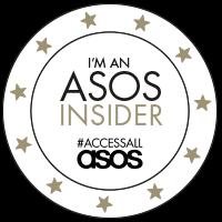 ASOS Insider member